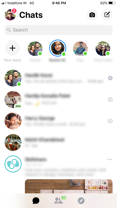 facebook-chat-screen
