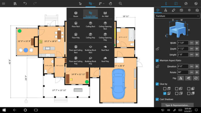 Live Home 3d App for Windows