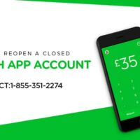 How to Reopen a Closed Cash App Account (Contact:1-855-351-2274)