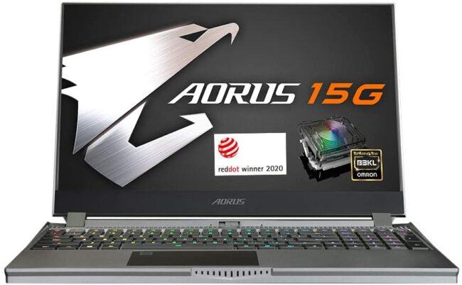 AORUS 15G (YB) Performance Gaming Laptop