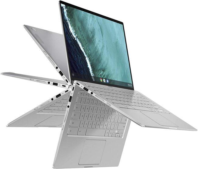 ASUS Flipping Chromebook Flip C434 2