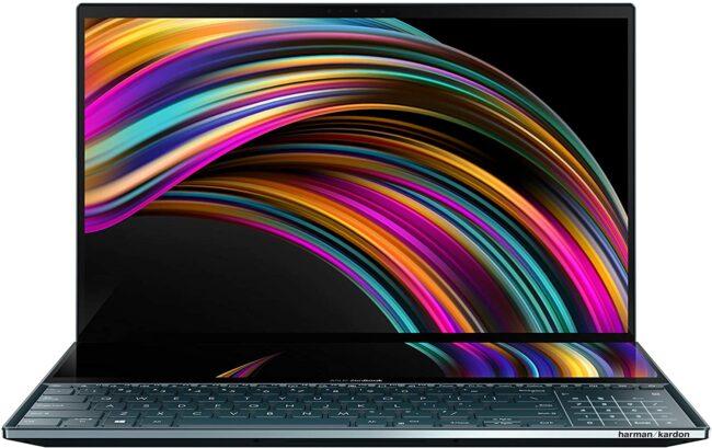 ASUS ZenBook Pro Duo UX581 Laptop