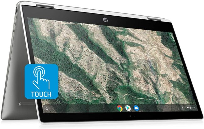HP 2 in 1 Touchscreen Chromebook x360 Laptop