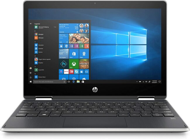HP - Pavilion x360 2-in-1 Touch-Screen Laptop