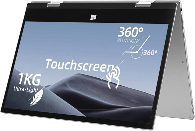 Jumper 11.6 inch 2 in 1 Touchscreen Laptop