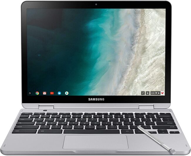 Samsung Chromebook Plus V2 2-in-1 Laptop