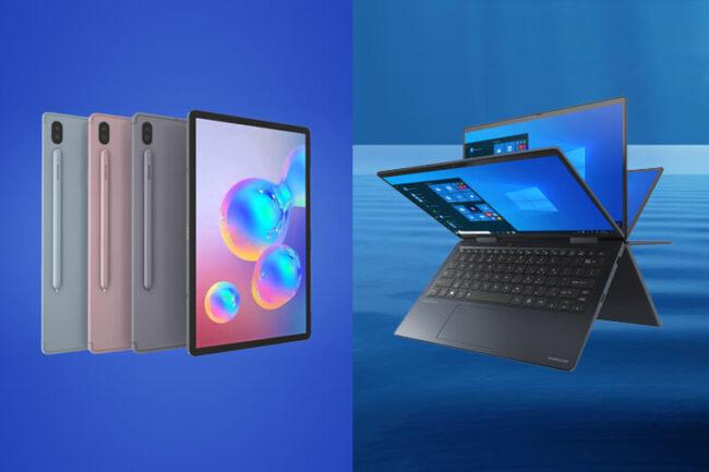 Tablet Vs 2 in 1 Laptop