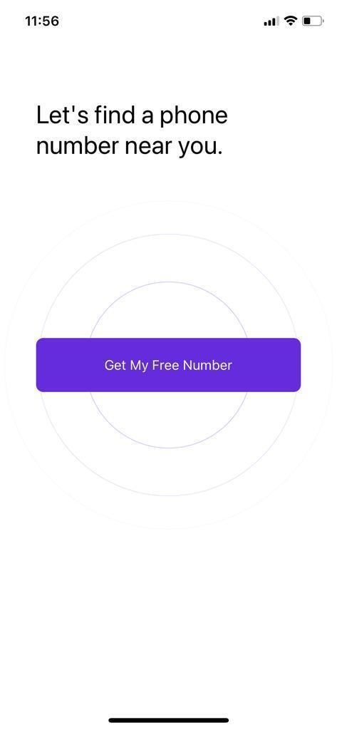 Get My Free Number