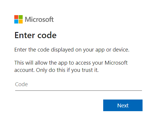 Aka Ms Remoteconnect Microsoft Sign in Code