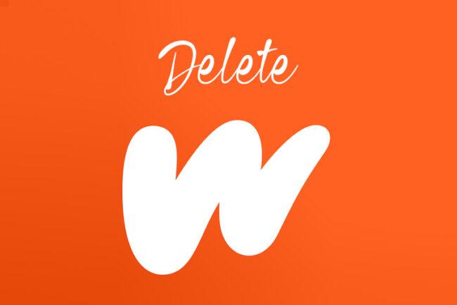 Delete Wattpad