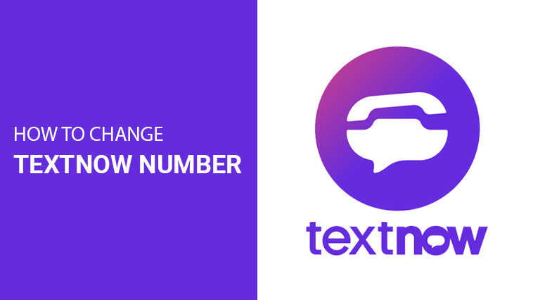 How to Change Textnow Number