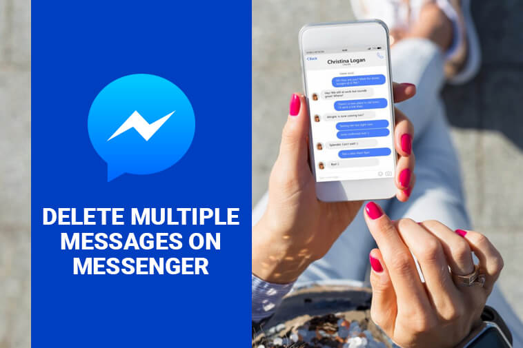 Delete Multiple Messages on Messenger