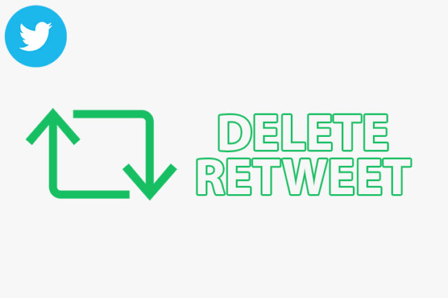 Delete a Retweet